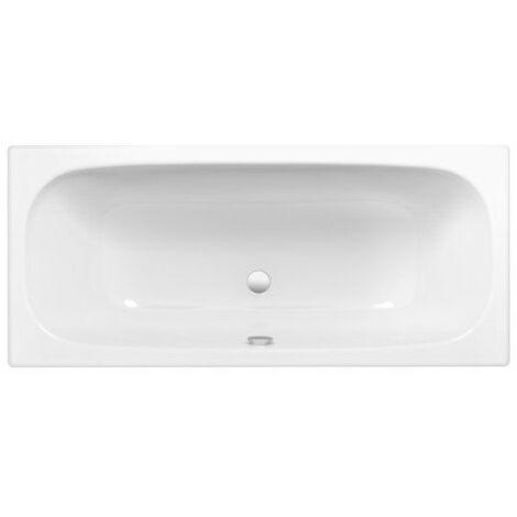 Bañera de hidromasaje a dúo, 170x80x42 cm, 3100-, color: Blanco con BetteGlasur Plus - 3100-000,Plus