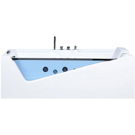 Bañera de hidromasaje con LED MARQUIS