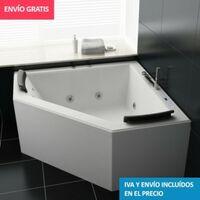 Bañera de hidromasaje ECO-DE® MIAMI 150x150x68cm