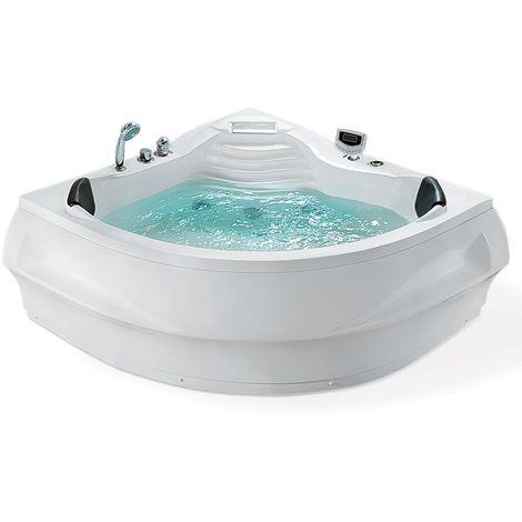 Bañera de hidromasaje esquinera MONACO II