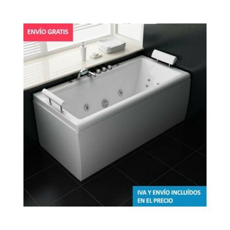Bañera Hidromasaje ECO-DE® DENIA 170x81x64 cm (mantenedor de calor)