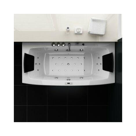 Bañera Hidromasaje ECO-DE® MALAGA 170x80x68cm