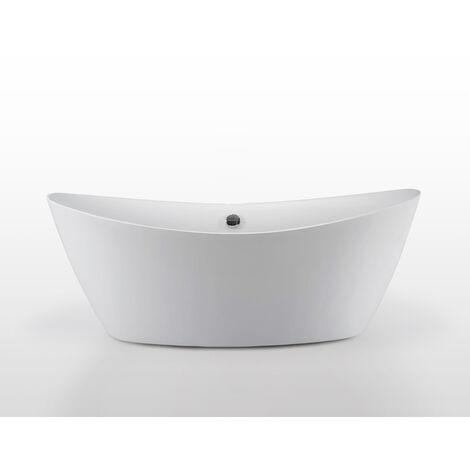 Bañera Independiente Diseño Moderno e Innovador 180x80cm Beverly