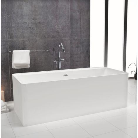 Bañera moderna Solid Surface CABANES | SANYCCES