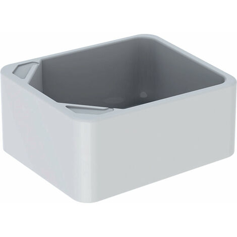 Bañera para pies Keramag Sport, color: Blanco, con KeraTect - 108000600