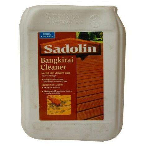 Bangkirai Cleaner SADOLIN 5L 5 L