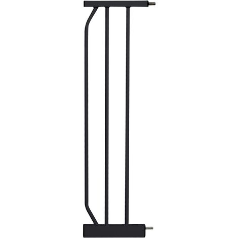 Baninni Safety Gate Extension Vicino 20cm Black - Black