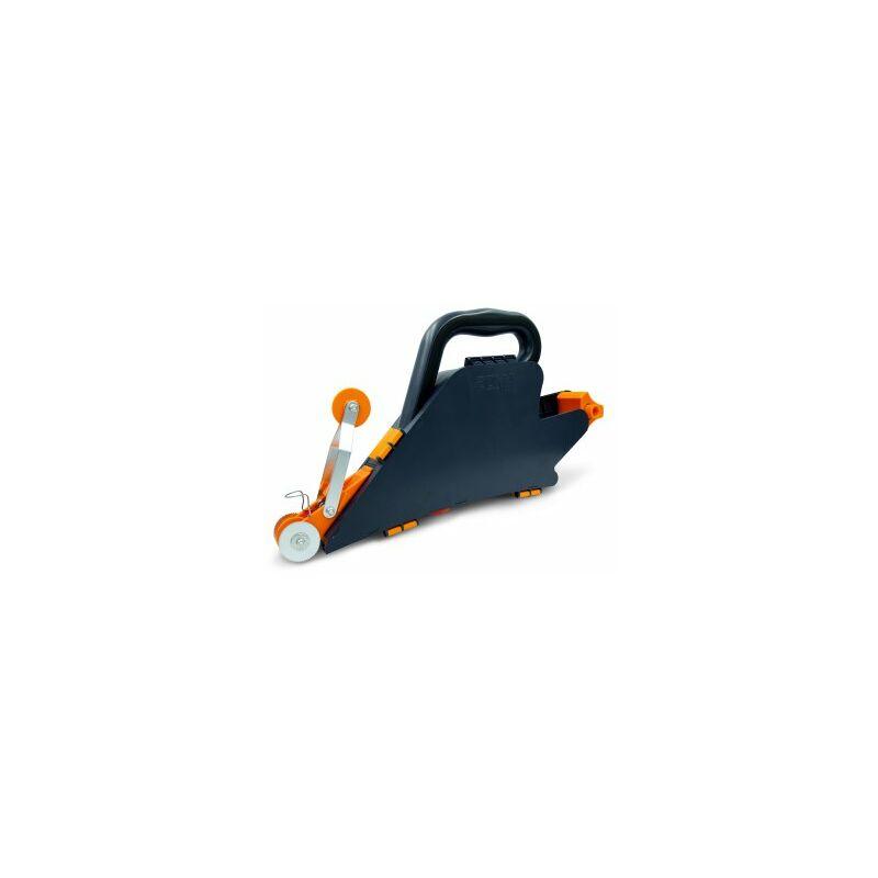 Kit /échasses 45 /à 76 cm Magn/ésium Banjo plastique avec roulette angle Edmaplic/®