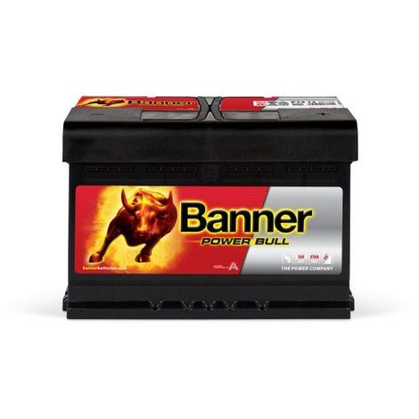 Banner Power Bull P7412 12v 74AH 680A