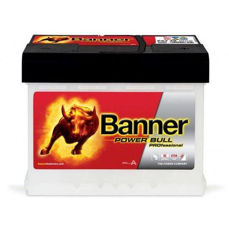 Banner Power Bull Pro P6340 12v 63ah 600A