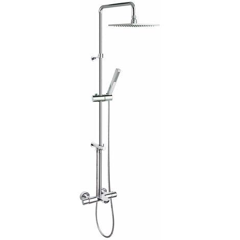 Baño-ducha telescópica termostática Arola