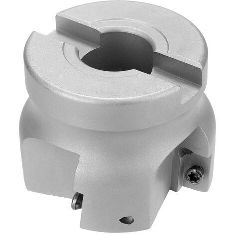 Bap 400R63-22-4T Carbure Insert Maintenu Alimentation Rapide En Alliage Fin Usine D'Usinage Face Milling, Sans Tete De Coupe