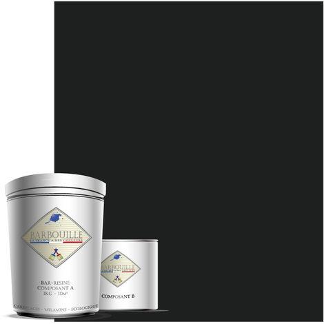 """main image of """"BAR-RESINE : Peinture/résine époxy bi-composants, MATE en phase aqueuse pour carrelages, faiences, stratifiés, PVC, etc…"""""""