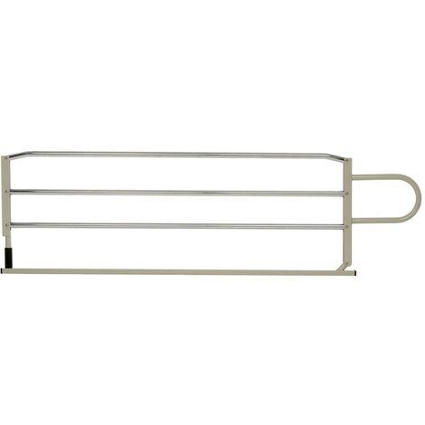 Barandilla para cama, abatible universal (158x42 cm)