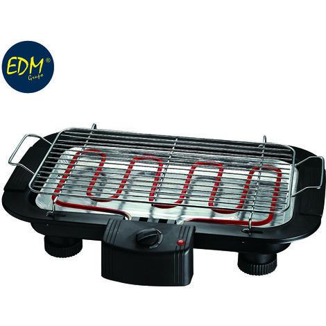 Barbacoa electrica - 2000W - EDM