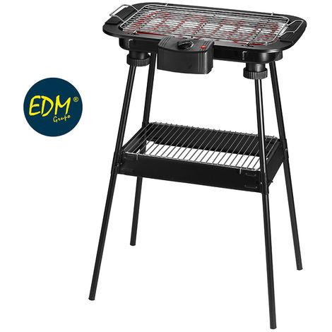 Barbacoa electrica de pie - 2000W - EDM