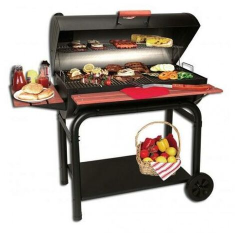 """main image of """"Barbacoa Outlaw XXL Char Griller"""""""