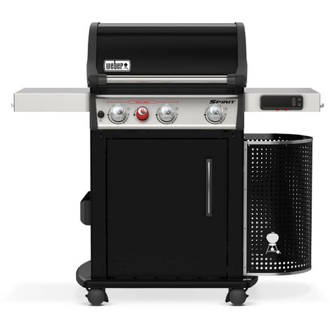 """main image of """"BARBACOA WEBER SPIRIT EPX-325S GBS BLACK CON SEAR STATION"""""""