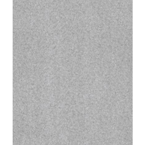Barbara Becker Plain Silver Metallic Foil Shimmering Wallpaper Smooth Paste Wall