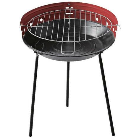 Barbecue 3 feet - Black- Diameter 33 cm