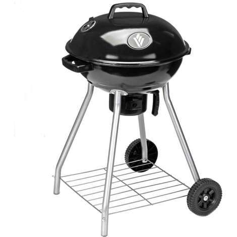 Barbecue à charbon avec couvercle 46cm Vaggan