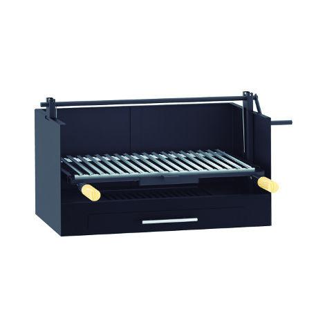 Barbecue à charbon de bois - à poser - BV-20