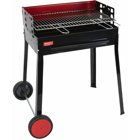 Barbecue à charbon de bois Comunita - Noir