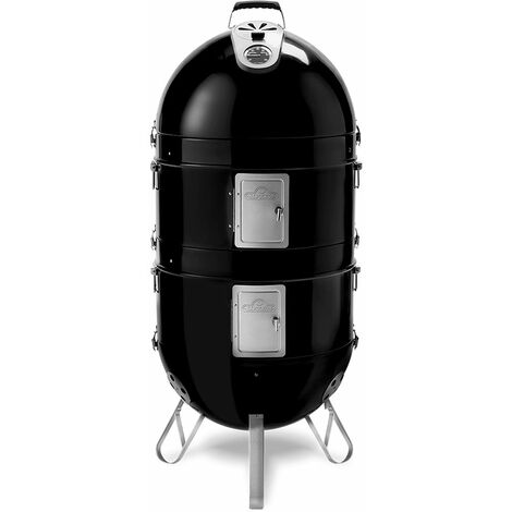 Barbecue à charbon et fumoir Apollo Napoleon