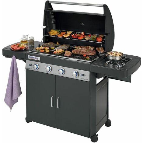 Barbecue A Gas Campingaz 4 Series Classic Ls Plus Dark Dual Gas