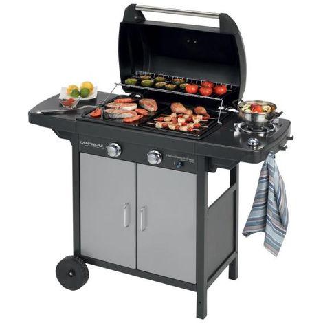 Barbecue a Gas Campingaz 2 Series Classic Exs Vario Grigio Scuro