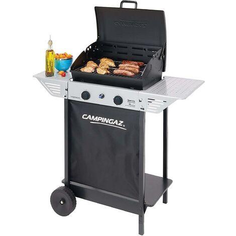 Barbecue à gaz 2 brûleurs avec couvercle Campingaz