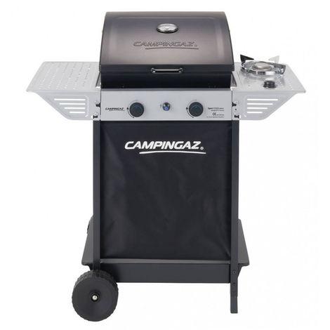 Barbecue à gaz Campingaz XPERT 100 LS + ROCKY avec four, grill et cuisinière