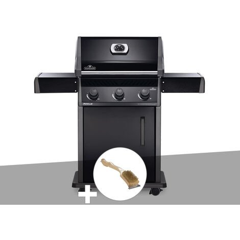 Barbecue à gaz Napoleon Rogue 425 + Brosse à grill