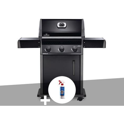 Barbecue à gaz Napoleon Rogue 425 + Nettoyant grill 3 en 1