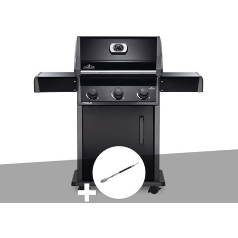 Barbecue à gaz Napoleon Rogue 425 + Pince auto-verrouillable