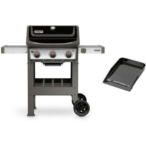 barbecue à gaz sur pieds 3 feux 8.6kw - 45010353 - weber
