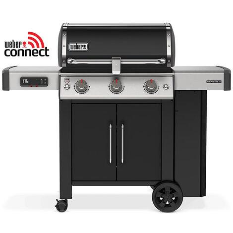 Barbecue à gaz Weber Genesis II EX-315 GBS - Noir
