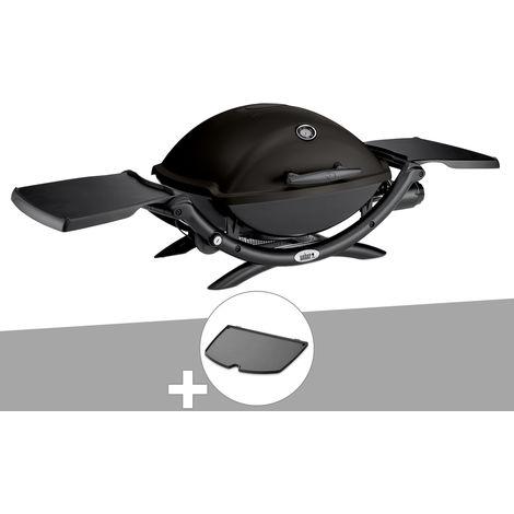 Barbecue à gaz Weber Q 2200 + Plancha