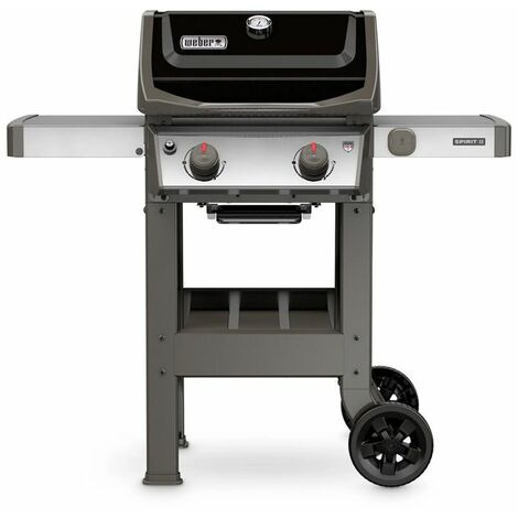 Barbecue à gaz Weber Spirit 2 E-210 GBS - Noir