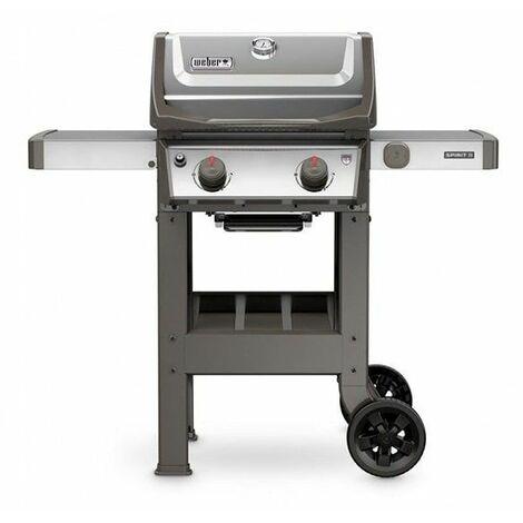 Barbecue à gaz Weber Spirit 2 S-210 Inox - Inox