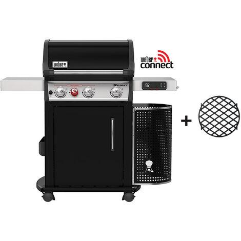 Barbecue à gaz Weber Spirit EPX-325S GBS - Noir