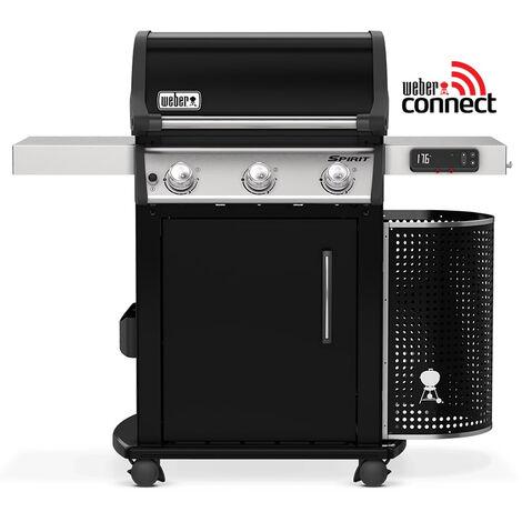 Barbecue à gaz Weber Spirit EX-315 GBS - Noir