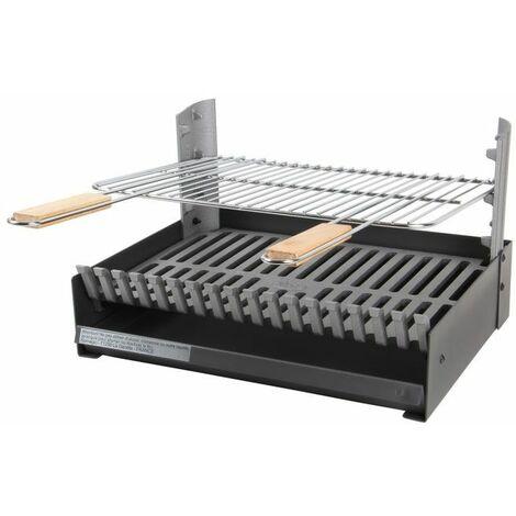 Barbecue charbon - Grilloir à poser