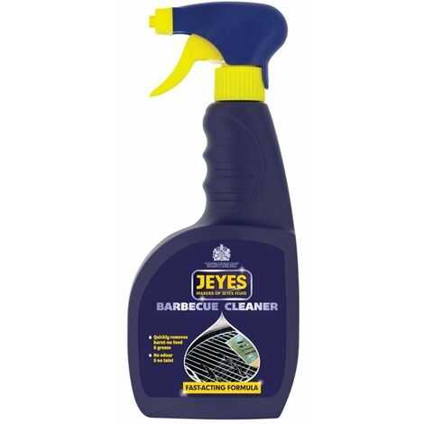 Barbecue Cleaner Trigger Bottle 750ml (JEY800270)