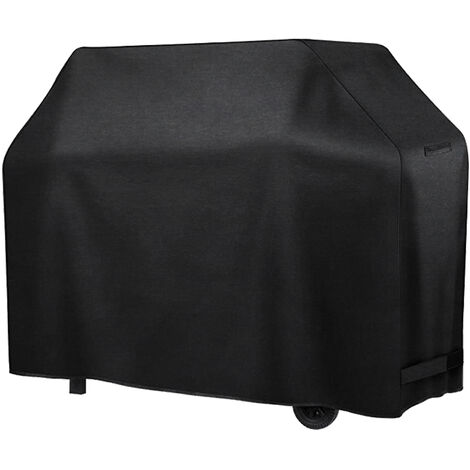 Barbecue cover, barbecue barbecue cover cover BBQ anti-UV grill cover / anti-water / anti-humidity for Weber, Holland, Jennar, Brinkmann and Tray Broil (64 x 24x 44 in)