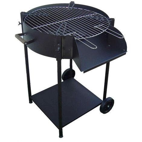 Barbecue de jardin IMOR, pour charbon de bois ou bois, Mod. Nerja