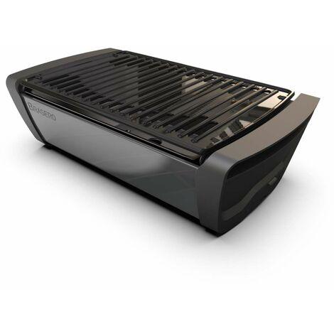 barbecue de table à charbon 47x26cm - 976.5100 - brasero