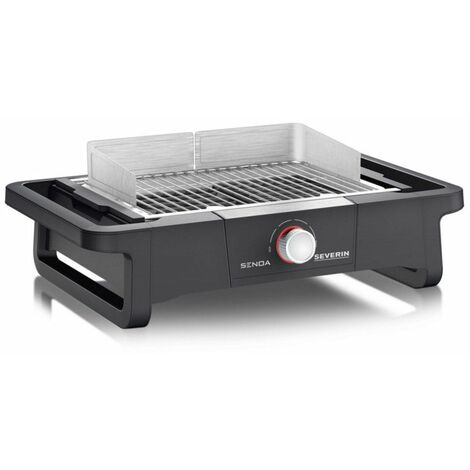 barbecue électrique posable 2300w - pg8109 - severin