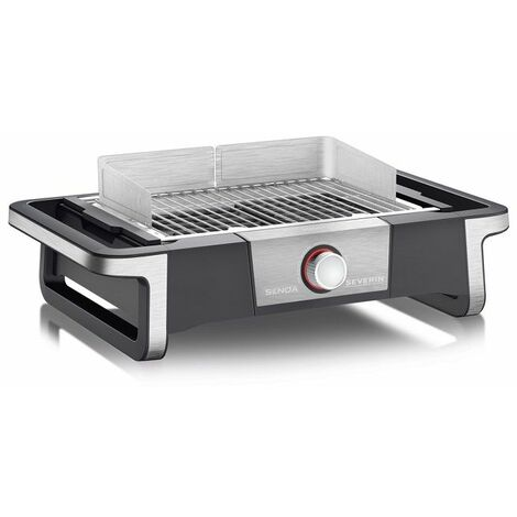 barbecue électrique posable 3000w - pg8113 - severin