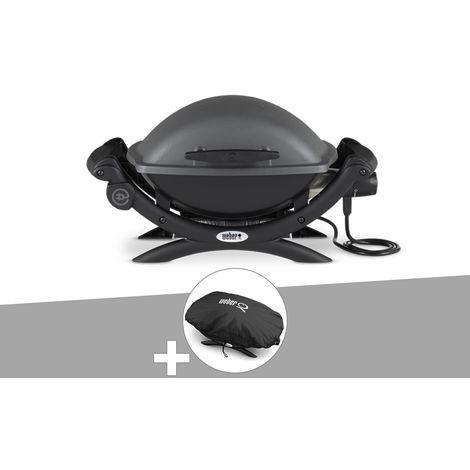 Barbecue électrique Q 1400 + Housse - Weber